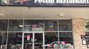 The Polish Diner In Wisconsin Where You'll Find All Sorts Of Authentic Eats