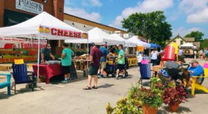 This Year-Round Indoor Farmers Market In Texas Is The Best Place To Spend Your Weekend