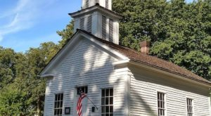 The Oldest Church In Washington Dates Back To The 1800s And You Need To See It