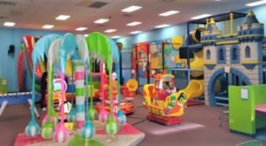 The Castle-Themed Indoor Playground In Rhode Island That's Insanely Fun