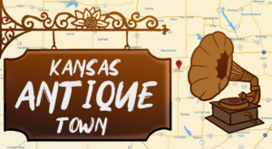 This Itty Bitty Kansas City Is Actually One Of The Best Antiquing Towns In The Country