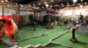 The Medieval-Themed Mini-Golf Course In Nebraska The Whole Family Will Love