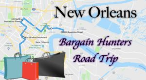 This Bargain Hunters Road Trip Will Take You To The Best Thrift Stores In New Orleans