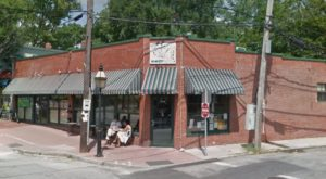 The Best Crepes In Rhode Island Can Be Found At This Unassuming Little Tea Room