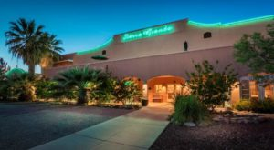 The Hot Springs Hotel In New Mexico That Will Leave You Feeling Completely Relaxed