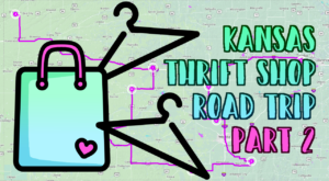 The Kansas Thrift Store Road Trip With Even More Bargains To Find