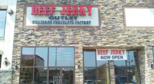 The Beef Jerky Outlet In Tennessee Where You'll Find Hundreds Of Tasty Varieties