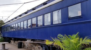 This Historic Train Car Is Actually A Restaurant And It's Worthy Of Your Bucket List
