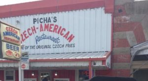 The Czech Diner In Texas Where You'll Find All Sorts Of Authentic Eats