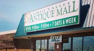 You Won't Leave Empty Handed From This Amazing 85,000-Square-Foot Antique Shop Near Cincinnati