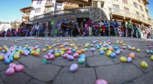 The Excellent Easter Egg Festival In Colorado That Will Make You Feel Like A Kid Again