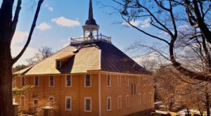 The Oldest Church In Massachusetts Dates Back To The 1600s And You Need To See It