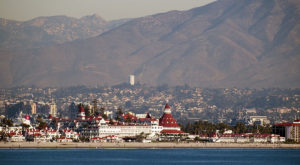 The Beautiful Southern California Town That's Surrounded By Water On All Sides