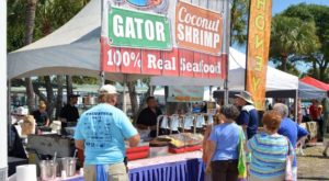 The Oyster Festival In Florida Is The Most Charming Way To Celebrate Spring