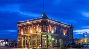 The 1880s Historic Hotel In New Mexico That's Home To A Top Rated Restaurant