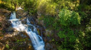 The One Spectacular Park In Northern California That's Full Of Hidden Waterfalls