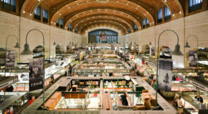 The Most Iconic Food Markets In America That Are Sure To Leave You Satisfied