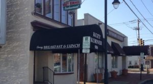 The Timeless Restaurant In Delaware Where Prices Have Barely Budged Since The 1920s