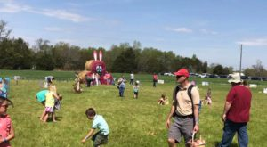 The Excellent Easter Egg Festival In Tennessee That Will Make You Feel Like A Kid Again