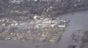 These 8 Photos And Videos Show Just How Bad The Flooding Is In Nebraska And It's Not Over Yet