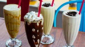 The Milkshakes From This Marvelous Rhode Island Restaurant Are Almost Too Wonderful To Be Real
