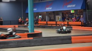 This Indoor Go-Kart Track In Wisconsin Will Have Your Heart Racing