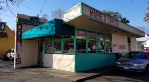 This Old-Timey Donut Shop Serves Up The Tastiest Maple Bars In Northern California