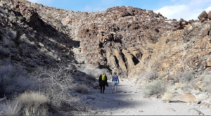 This Nevada Canyon Is The Coolest Thing You'll Ever See For Free