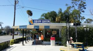 This Old Timey Dairy Queen In Florida Will Bring Back All The Feels