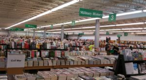 The Largest Discount Bookstore In Virginia Has More Than 500,000 Books