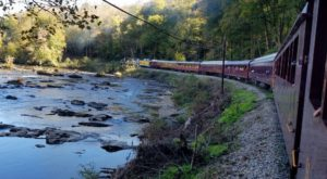 This Wine and Dinner Train In North Carolina Is Perfect For Your Next Outing