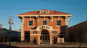 This Old Train Depot Is Now Home To The Best Little Brewery And Restaurant In Nevada