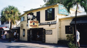 The Historic Saloon In Florida Has Had Quite The Famous Clientele Over The Years