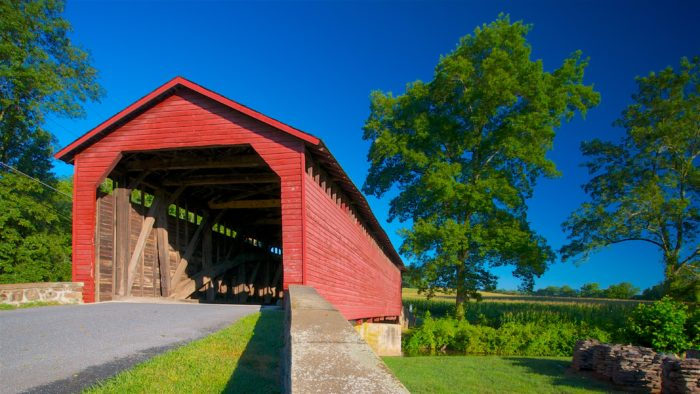7 Undeniable Reasons To Visit The Oldest Covered Bridge In Maryland