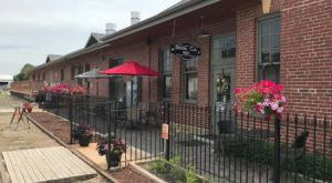 This Minnesota Restaurant Is In An Old Train Station And It's Nothing Short Of Delightful