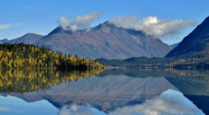 The Underappreciated Borough In Alaska That's Home To Over 400 Heavenly Lakes