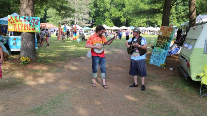 Ohio Hippie Festival In The Hocking Hills Hippie Fest