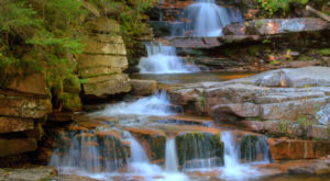 You Can See 8 Waterfalls In Just One Day Of Hiking In New Hampshire