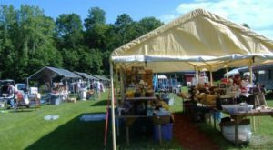 The Charming Out Of The Way Flea Market In New Hampshire You Won't Soon Forget
