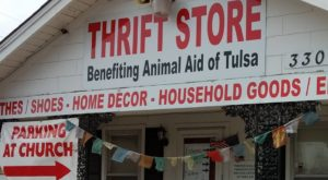 The Most Unique Thrift Shop In America Is Tucked Away Right Here In Oklahoma