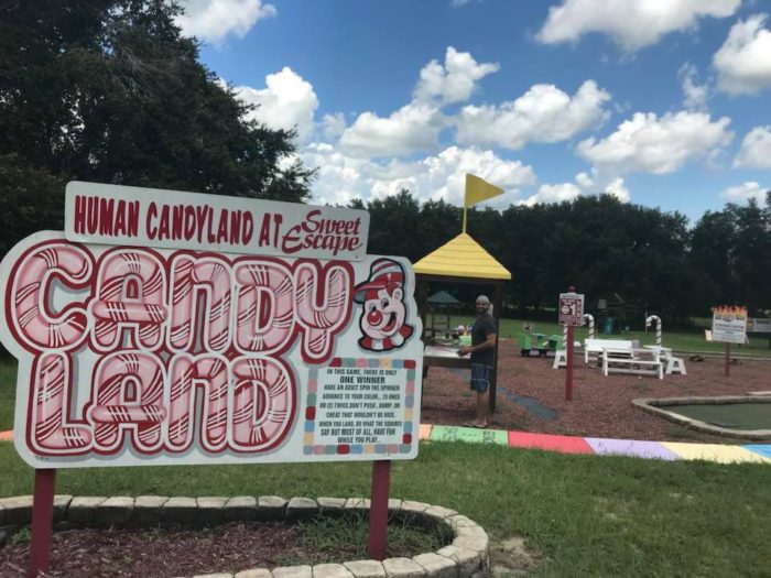 Visit The Sweet Escape Candy Themed Mansion In Florida