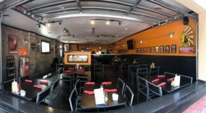 This Eclectic Garage Restaurant In Idaho Is Such A Fun Place To Dine