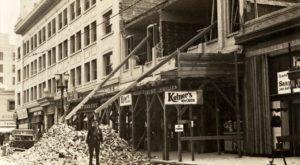 These 9 Photos From Southern California's Massive 1933 Earthquake Will Make Your Jaw Drop