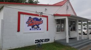 The Baseball-Themed Diner In Kentucky With A Menu That Knocks It Out Of The Park