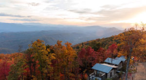 This Dreamy Tennessee Resort Is Surrounded By Hills And Is Just Waiting For You To Arrive