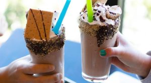 The Milkshakes From This Marvelous Restaurant Near Detroit Are Almost Too Wonderful To Be Real