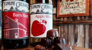 There's A Wine And Chocolate Event At This New Jersey Orchard You Won't Want To Miss