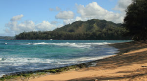 The Beautiful Hawaiian Beach That's Off-Limits To Swimming But Perfect For A Picnic