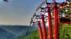 The Spectacular Skylift In Kentucky Where You'll Enjoy Expansive Views And Relaxation In The Clouds