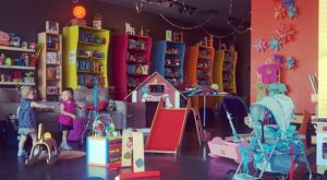 Your Kids Will Love This One-Of-A-Kind Toy Library Hiding In Austin